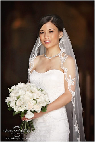 Catholic Chinese San Diego Wedding