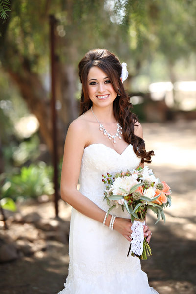 Bridal Ranch Lakeside Wedding Photographer