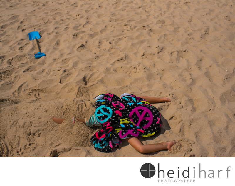 best hamptons family beach portraits