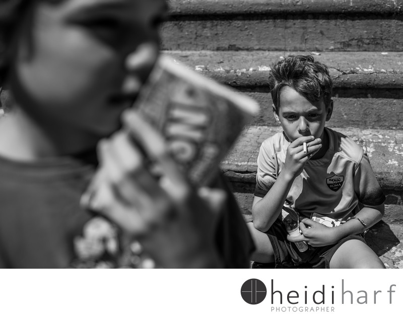 brooklyn family photographer-candy cigarette