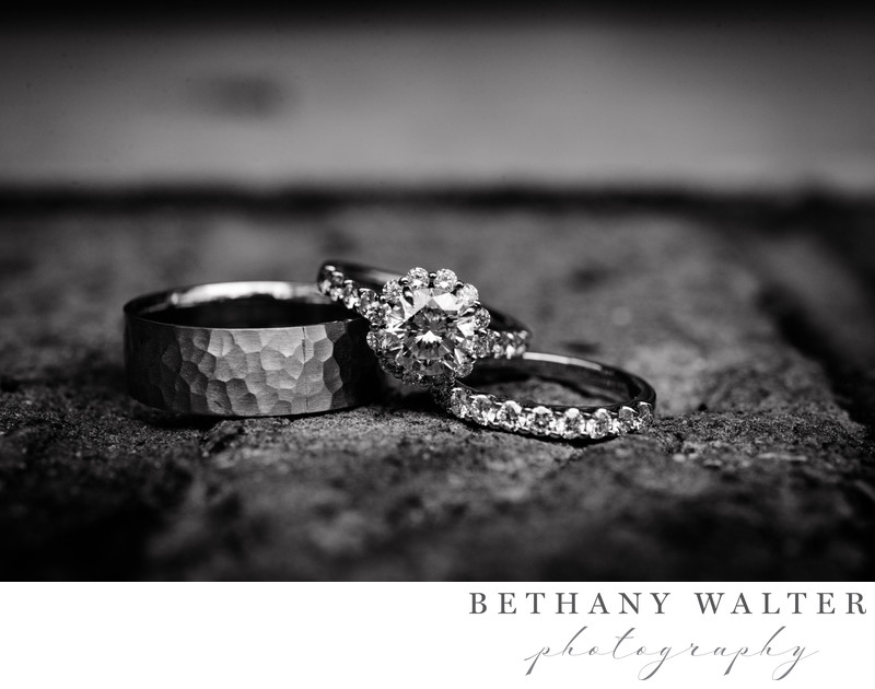 St Augustine Wedding Photographer Engagement Ring