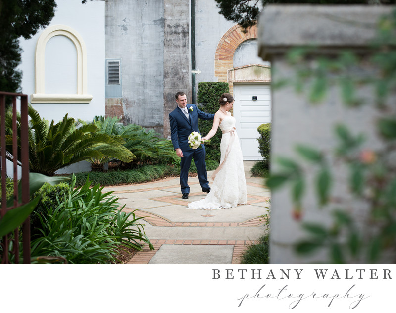 Wedding Photographer St Augustine Presbyterian Memorial