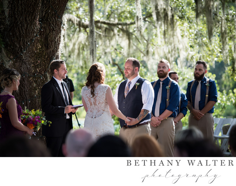 Amelia Island Fernandina Wedding Photographer
