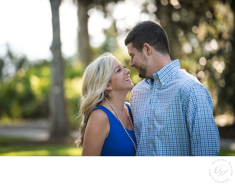 St Augustine Wedding Photographer Engagement Session