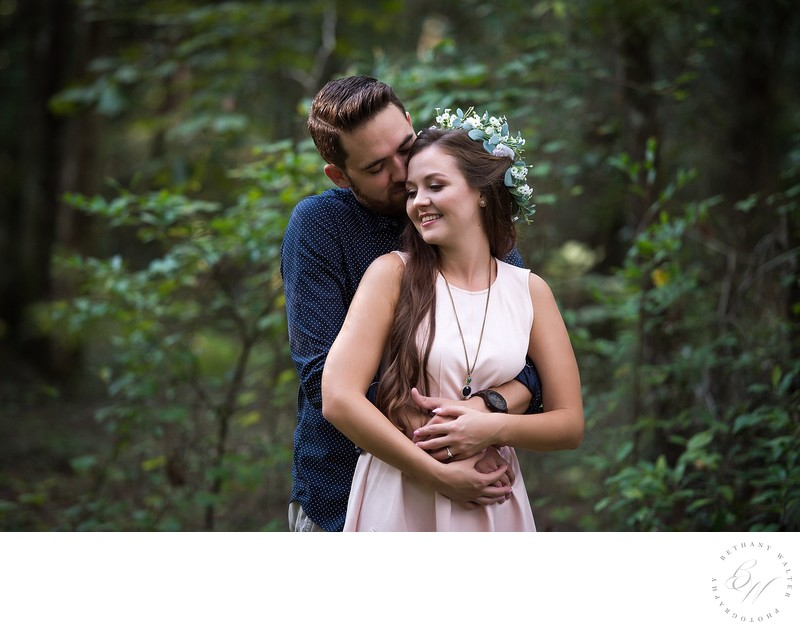 St Augustine Engagement Session at Alpine Groves