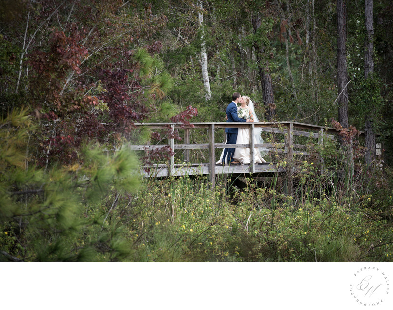 St Augustine Wedding Photographer at Lick Skillet Park