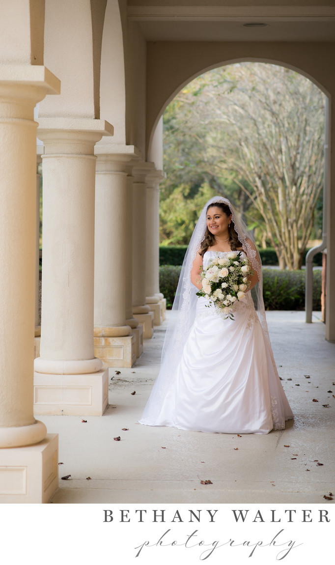 St Augustine Wedding Photographer at St Josephs