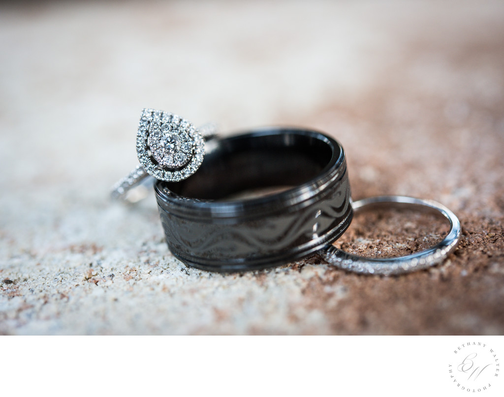 St Augustine Wedding Photographer Wedding Rings