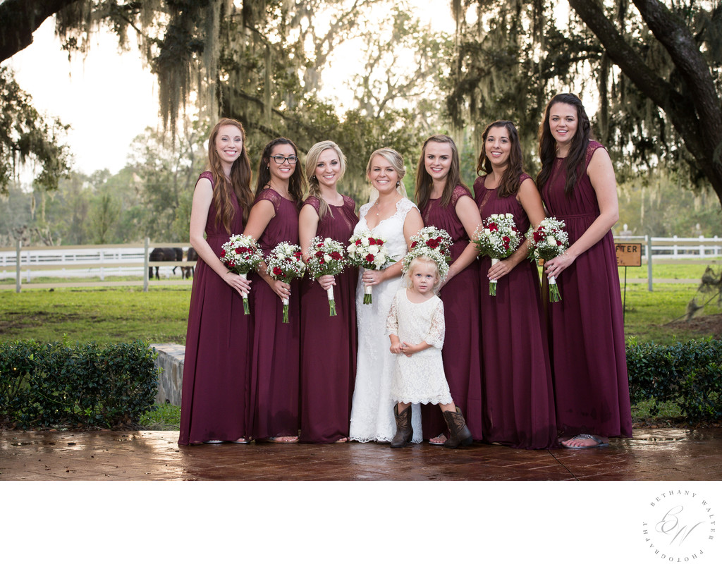 St Augustine Wedding Photographer at Plantation Oaks 2