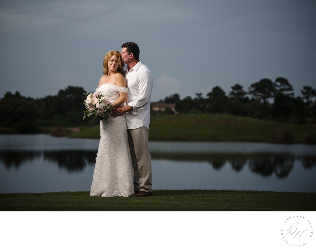 St Augustine Wedding at Palencia Club