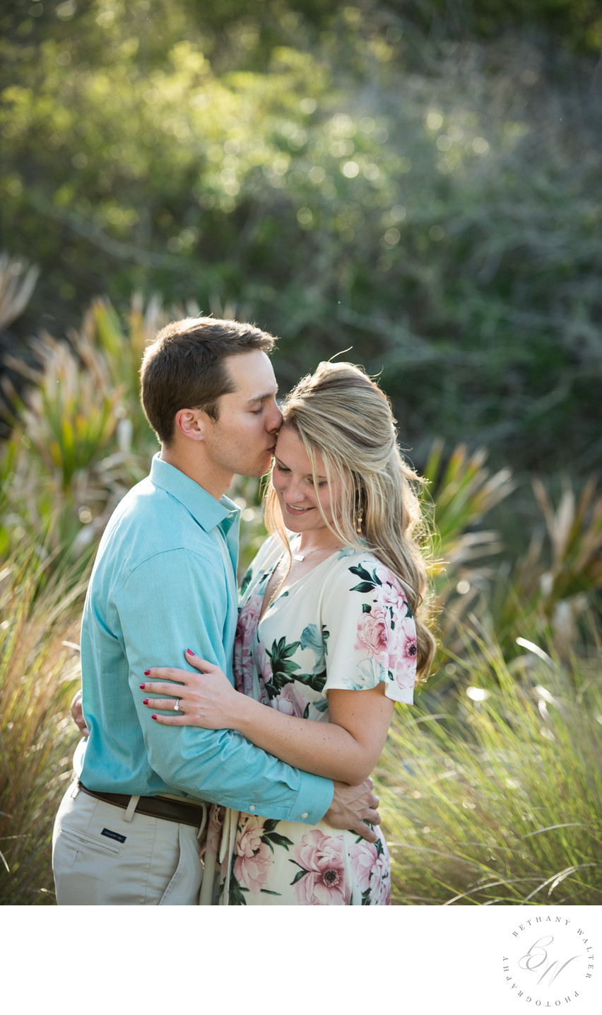 Big Talbot Engagement Session With Engaged Couple