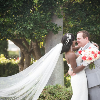 Jacksonville Wedding Photographer at Hyatt River Front