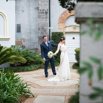 St Augustine Wedding Photographer Presbyterian Memorial