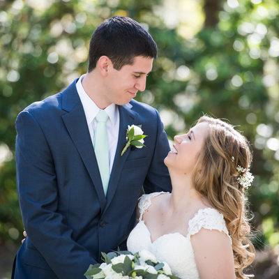 Bowing Oaks Wedding Photographer Jacksonville, Florida
