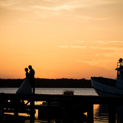 St Augustine Wedding Photographer at Secret Cove
