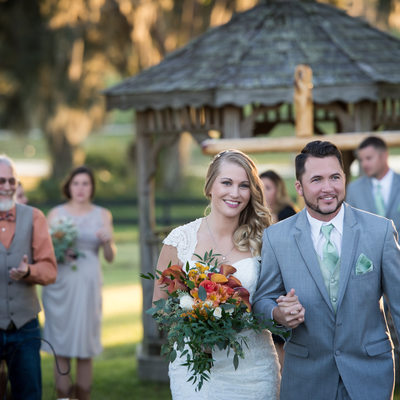 Wedding Photographer at Ocala Jockey Club