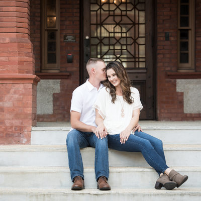 Flagler College Engagement Session