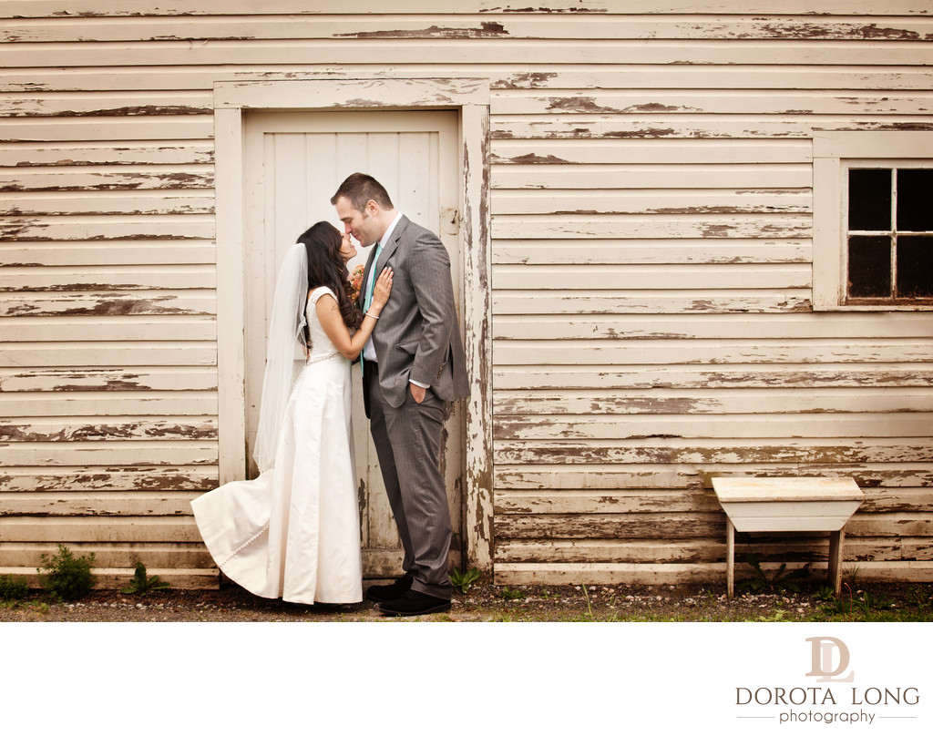Wedding photographer in New Milford. Vintage wedding CT