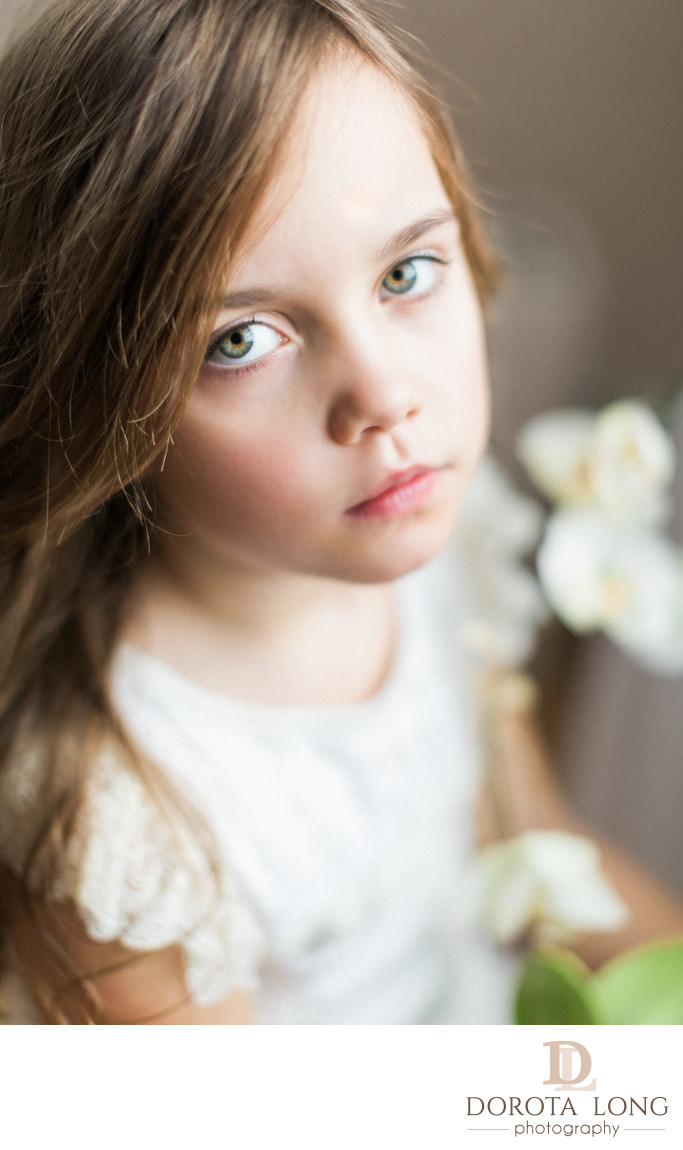 CT Fine Art children portrait. Ridgefield photographer