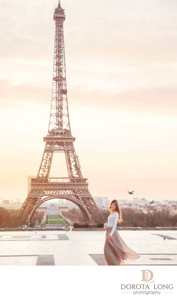 CT Photographer - Dream shoot in Paris France