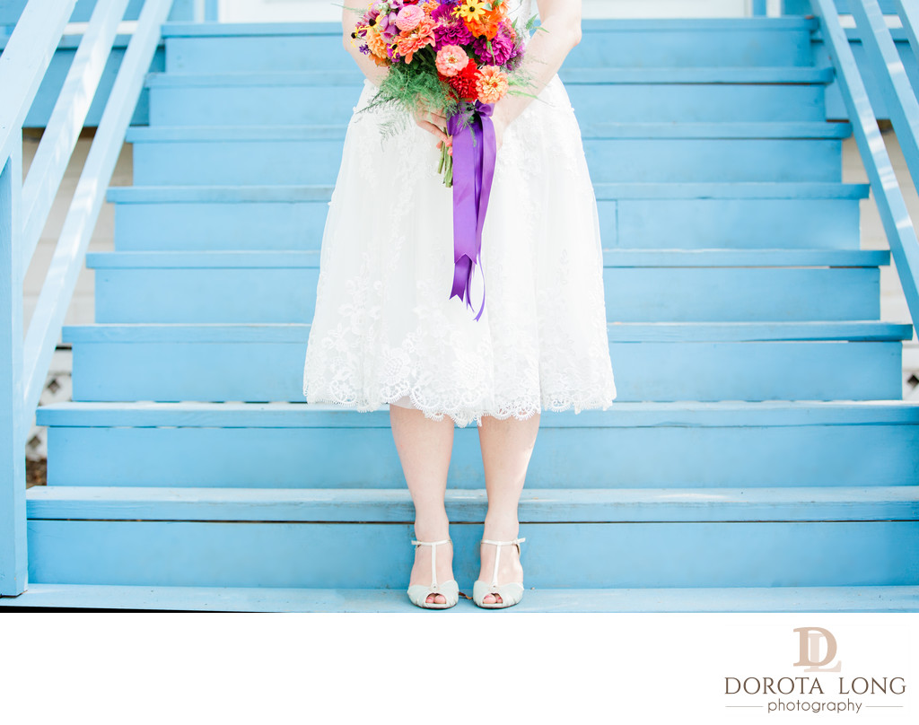 Modern artistic wedding photography in CT and NY
