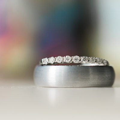 Ring shot. Wedding photographer in Westchester NY
