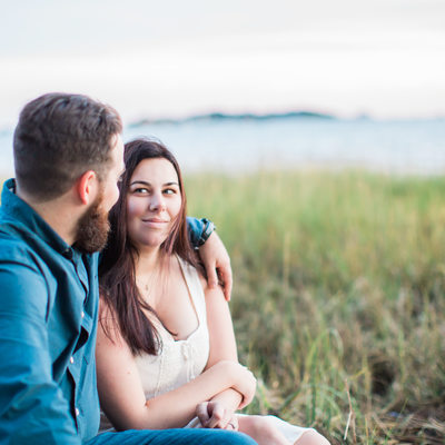 Engagement photographer in New Haven, CT