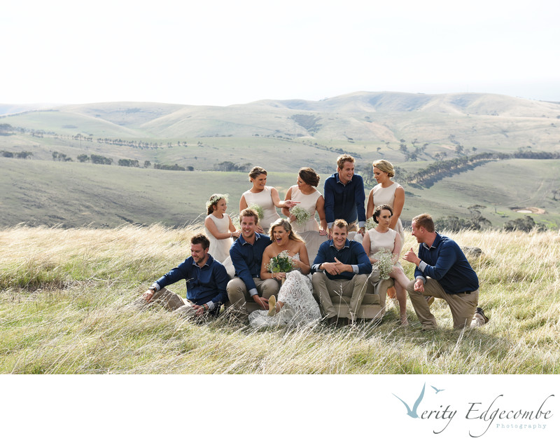 Fleurieu Peninsula Wedding Photographer