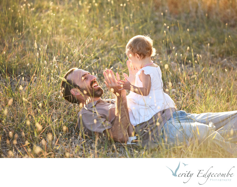 Natural Family Photographer in Adelaide Hills
