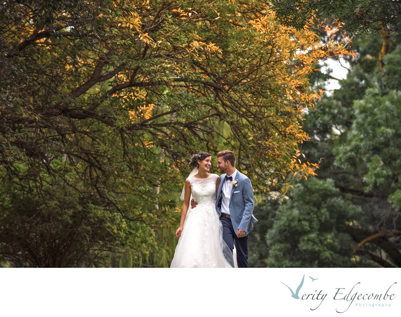Veale Gardens Weddings, Adelaide