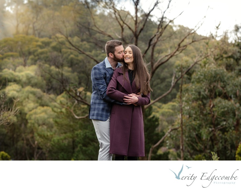 Pre-wedding Photography in Adelaide Hills