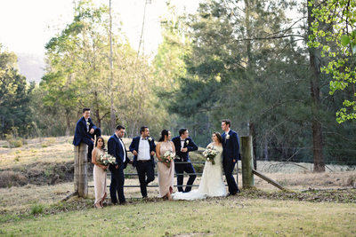 Relaxed Wedding Photographer in Adelaide Hills