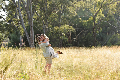 Engagement Photos in the Adelaide Hills
