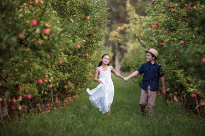 Children's Photography in the Adelaide Hills