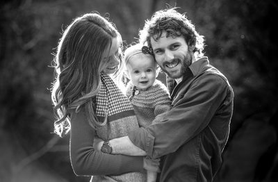 Adelaide Hills Lifestyle Photographer With Baby