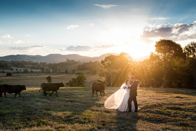 Outdoor Weddings - Adelaide Hills