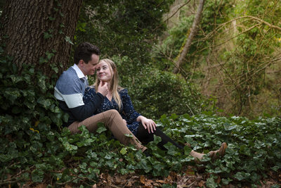 Engagement photographer in the Adelaide Hills