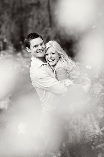 Adelaide hills engagement photography, Spring