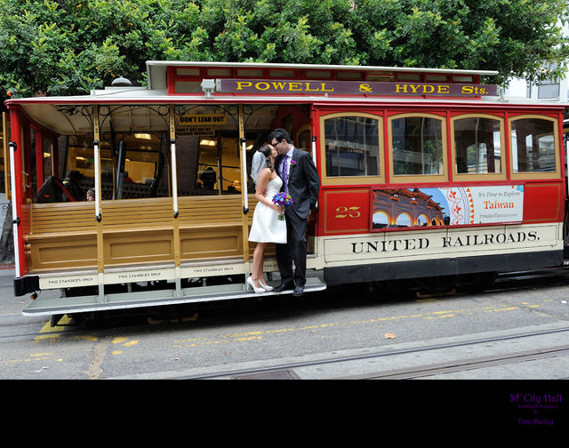 san francisco cable car photography