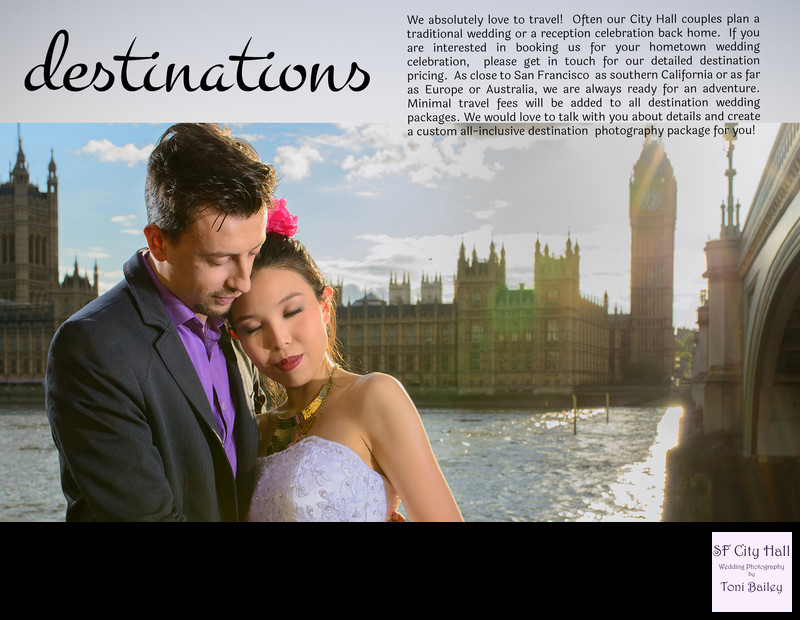 wedding guide destinations