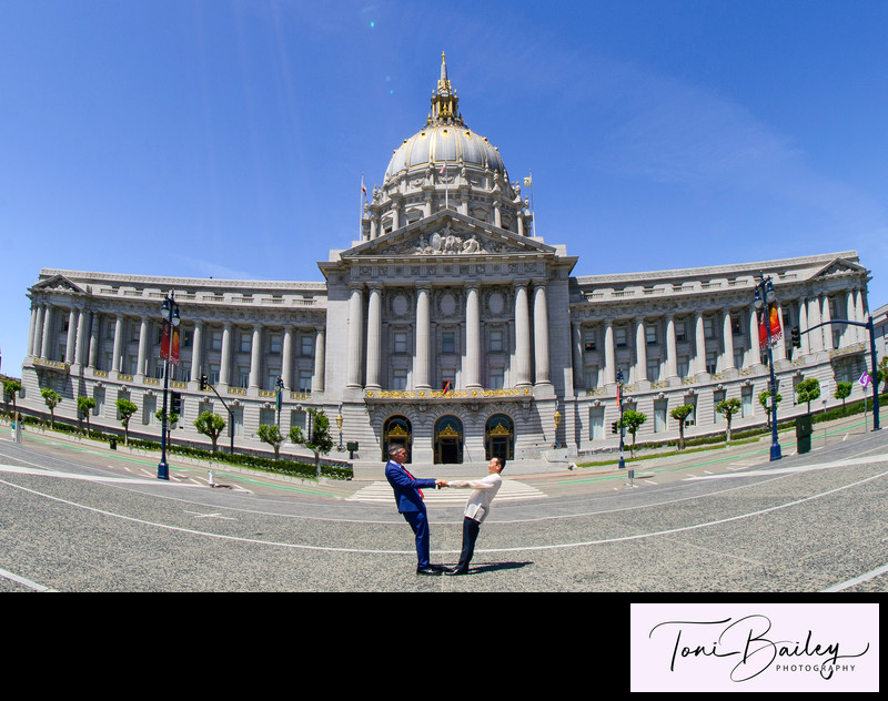 San Francisco City Hall LGBTQ Weddings