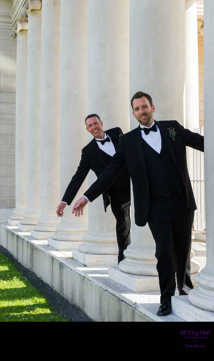 legion of honor same sex wedding