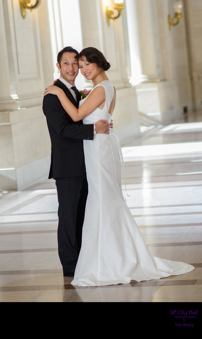 Second Floor City Hall Wedding