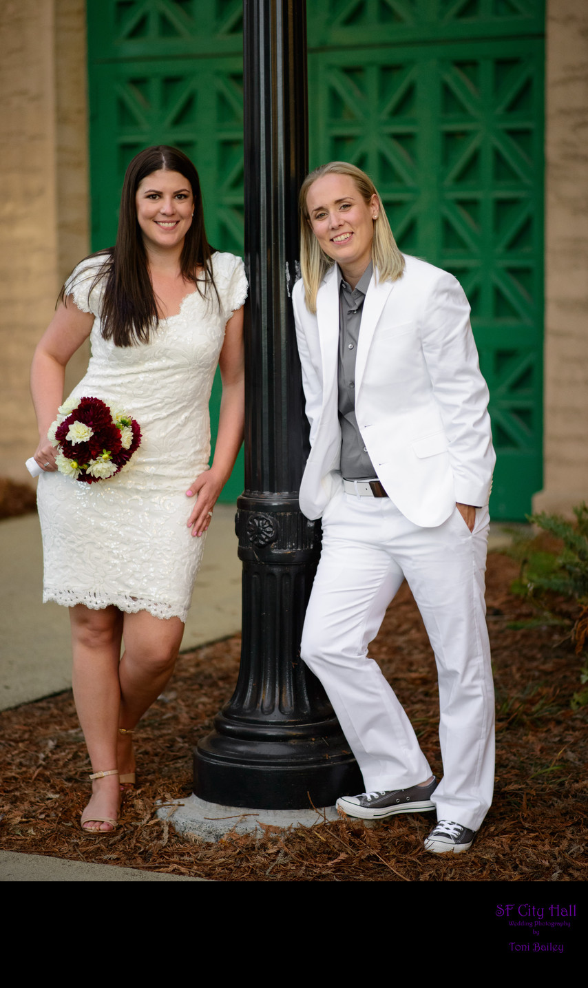 palace of fine art lgbtq wedding