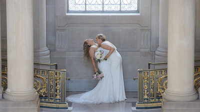 city hall wedding pictures