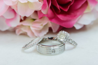 San Francsico Wedding RIng Photo