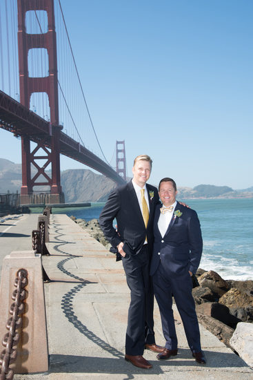 top golden gate same sex weddings
