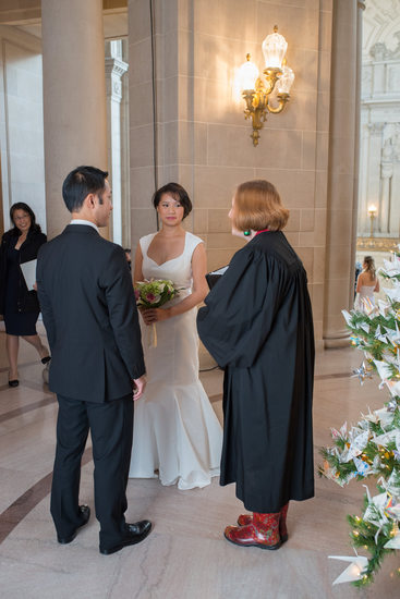 Wedding Ceremony With Officiant Mary