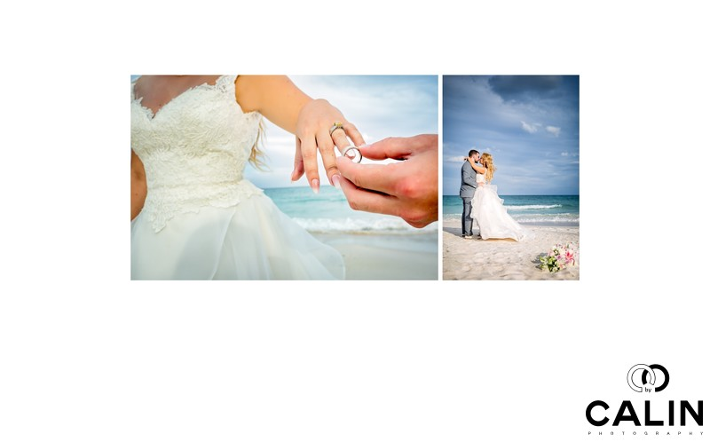 Rings and Kisses at Barcelo Maya Palace Deluxe Wedding