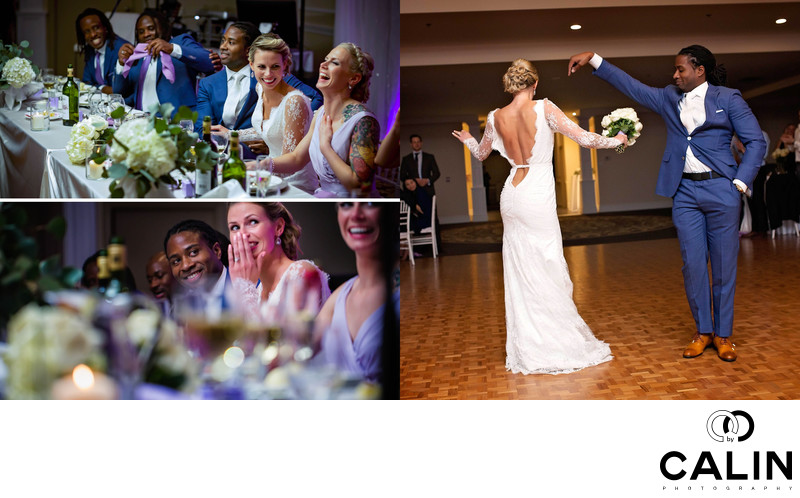 London Ontario Wedding Reception